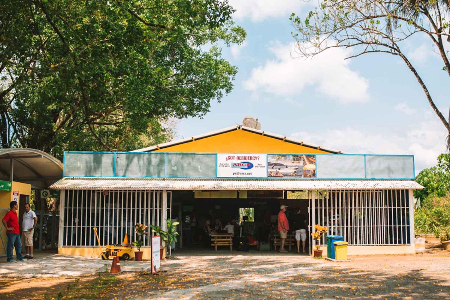 Quepos Airport Costa Rica