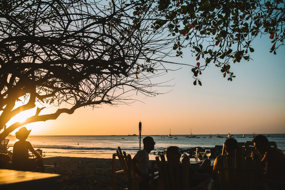 tamarindo costa rica landscape travel street photography
