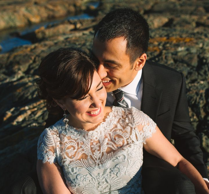 Allison + Moe // Elopement