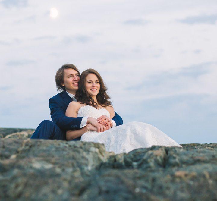 Sacha + Ryan // Wedding