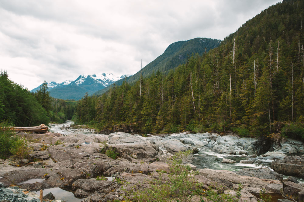 Wally's Creek British Columbia Travel Photography