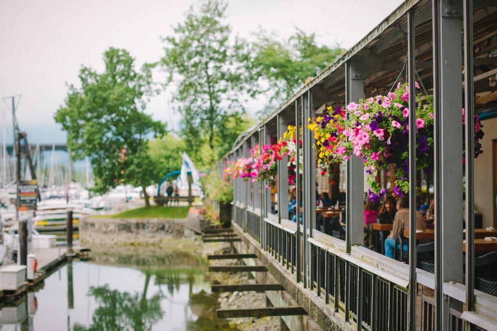 Granville Island Vancouver BC