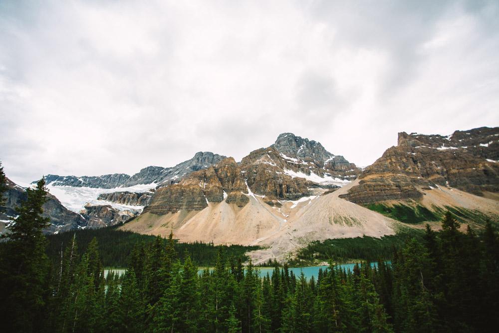 Banff Mountain Landscape Photography