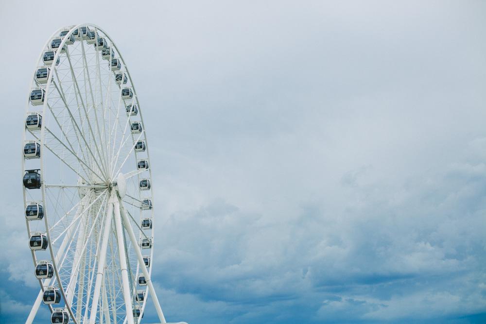The Big Wheel Seattle Washington