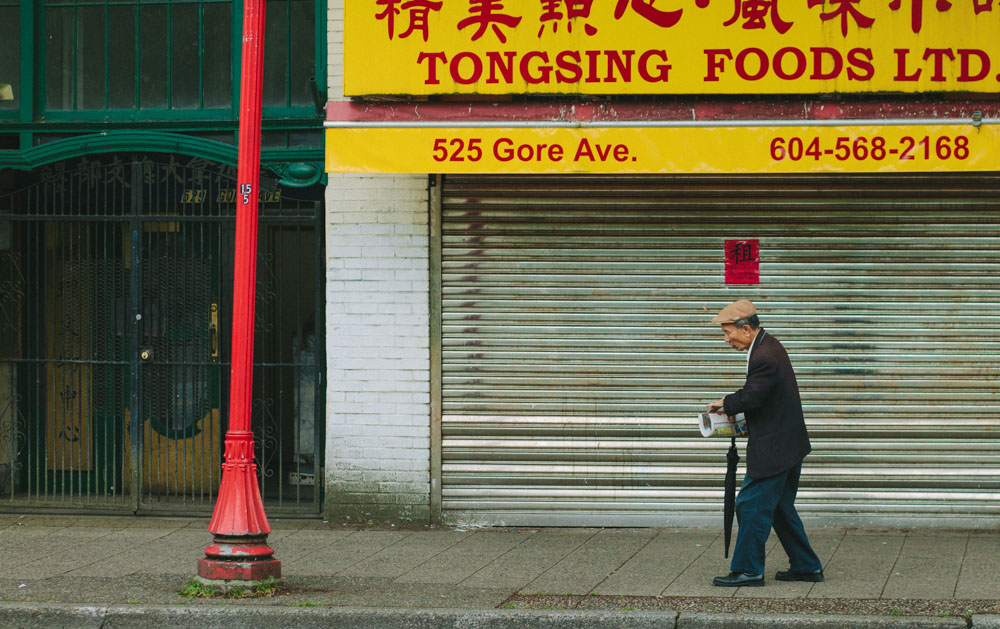 East Vancouver BC Documentary Travel Photography