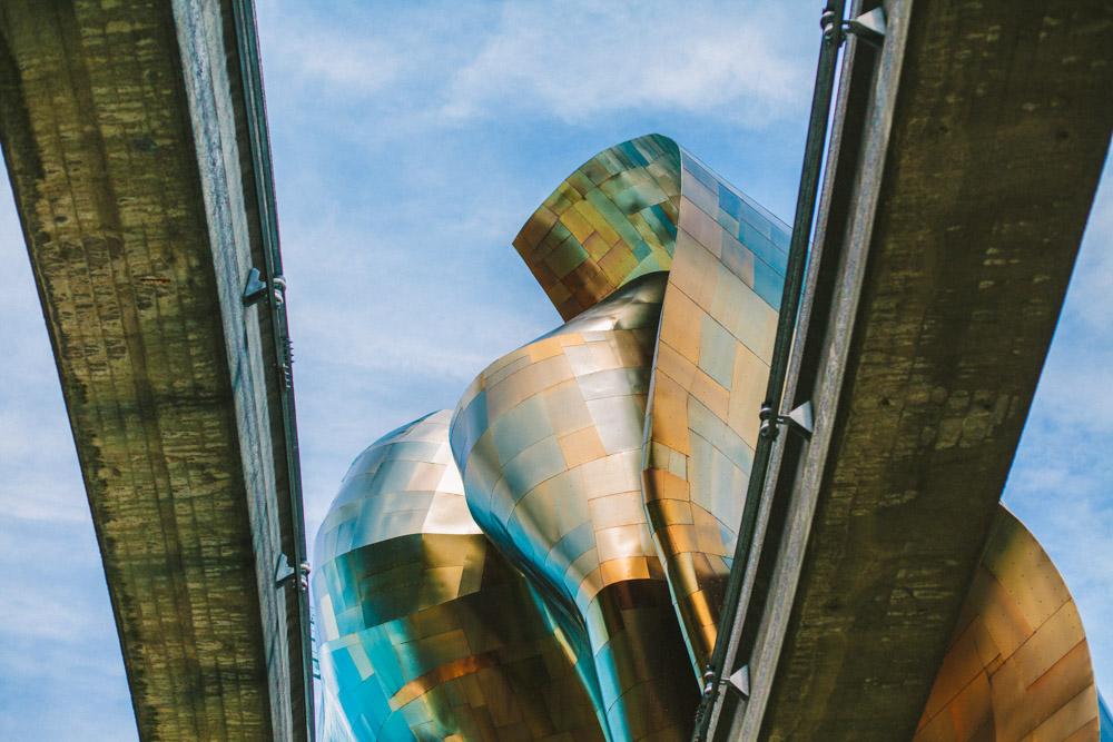 EMP Museum Seattle Washington Travel Photography