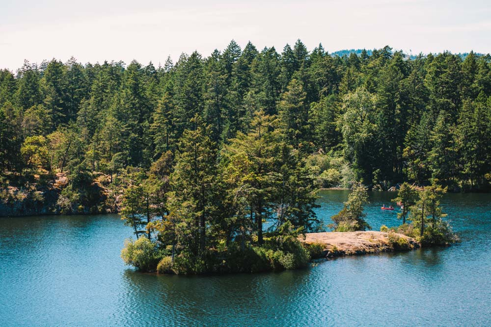 Thetis Lake Victoria BC Travel Photography