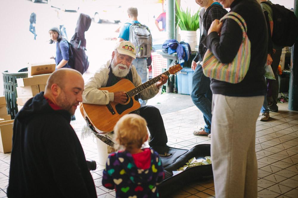 Public Market Seattle Washington Travel Photography
