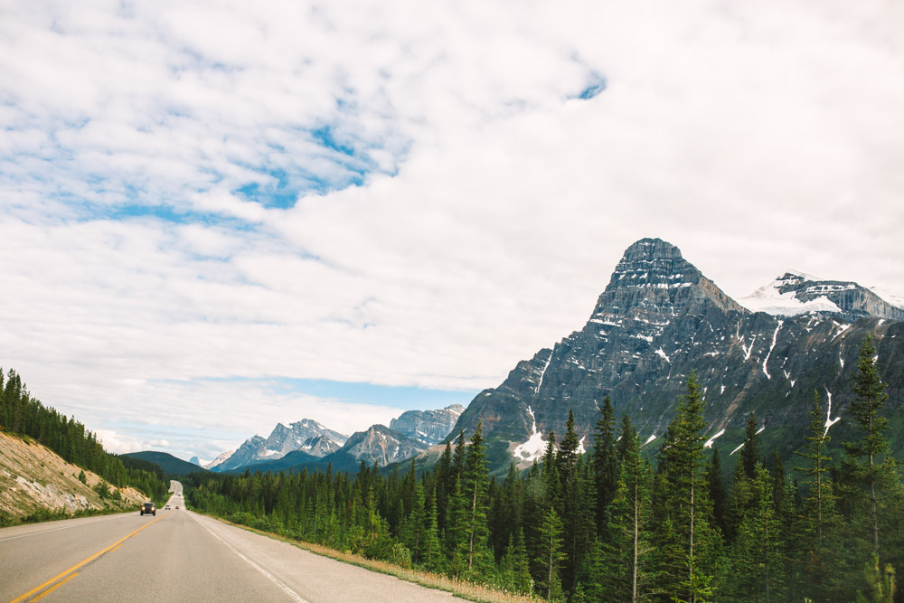 Icefields Parkway Banff