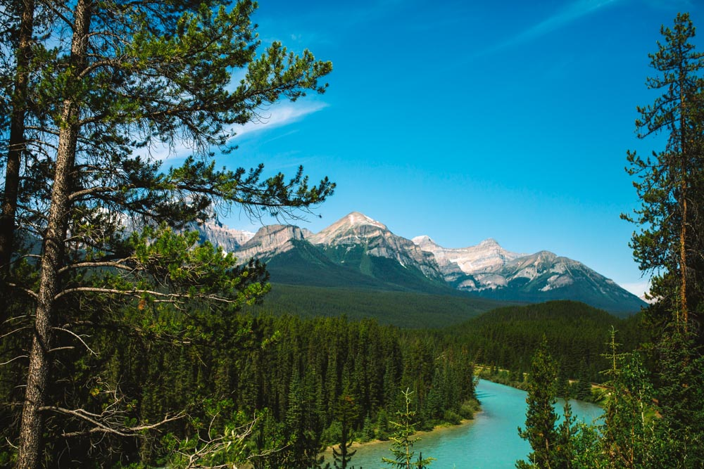 Banff and Lake Louise Landscape Photography