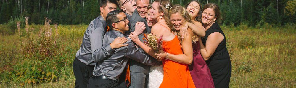 Beccah + Caleb // Wedding