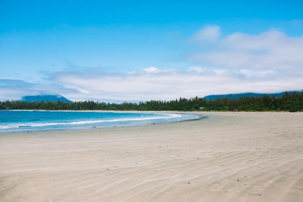 Chesterman Beach Tofino Vancouver Island Travel Photography