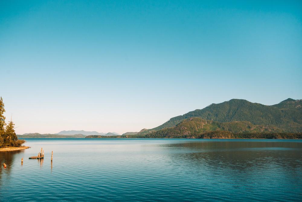 Cameron Lake Vancouver Island British Columbia