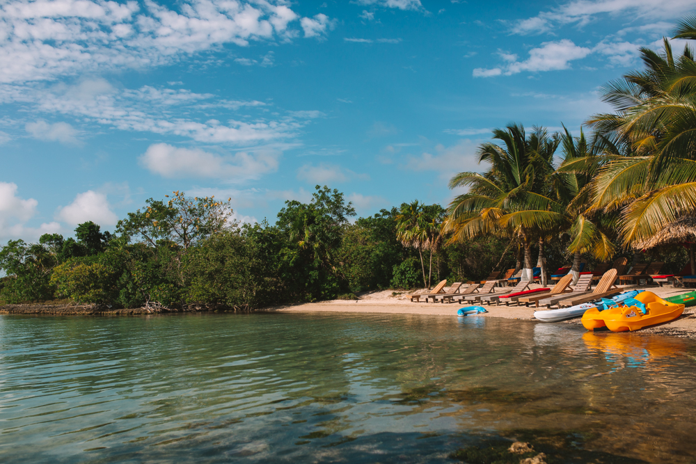Secret Beach Ambergris Caye Belize