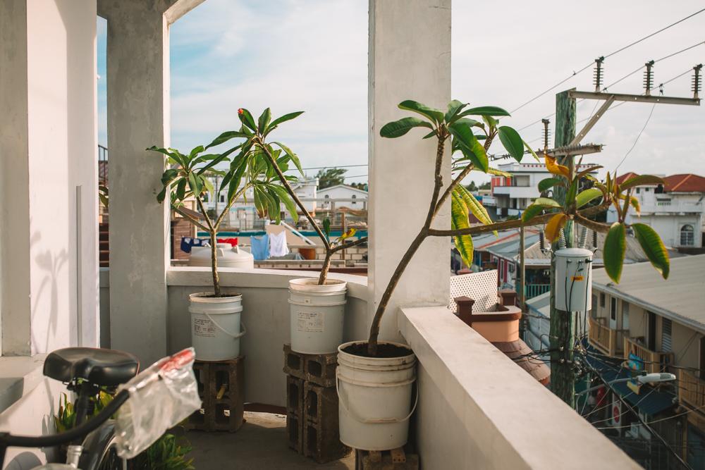 Downtown San Pedro Belize Travel Photography