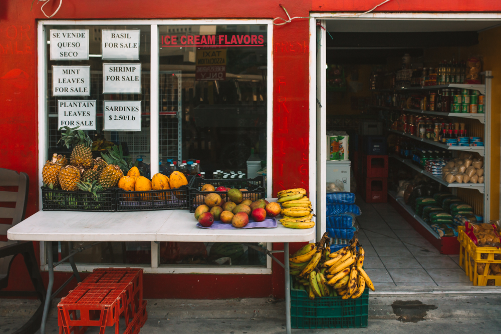 Grocery Store in San Pedro Ambergris Caye