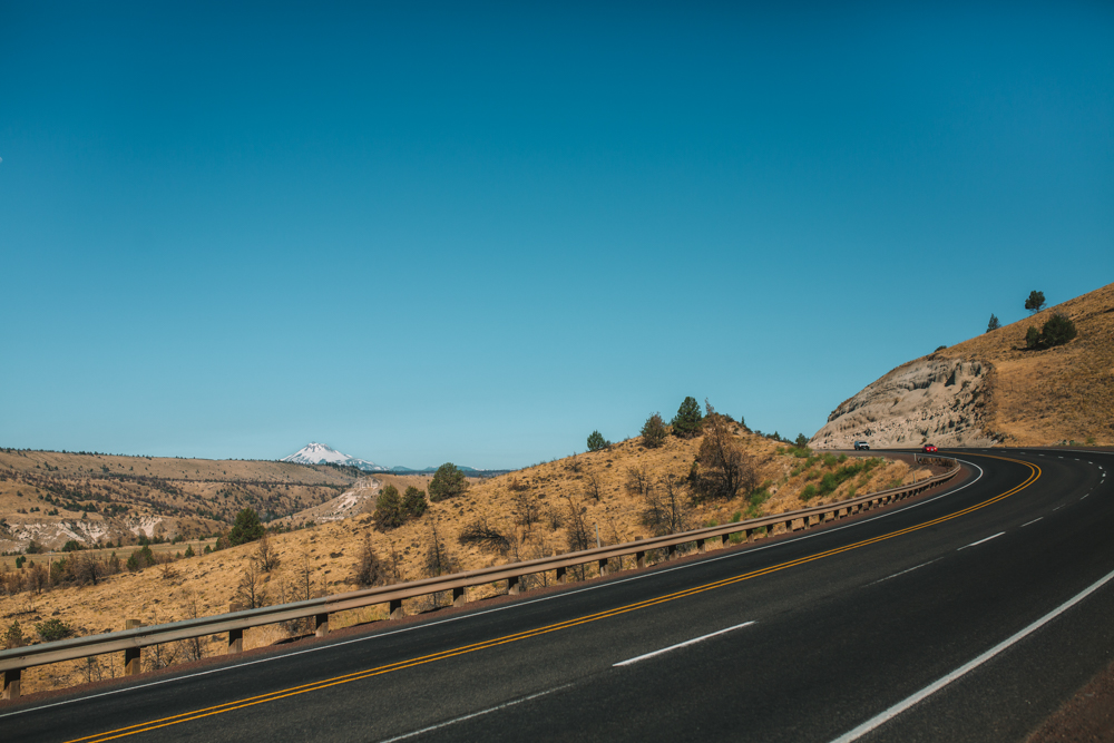 Interior Desert Oregon Travel Photography