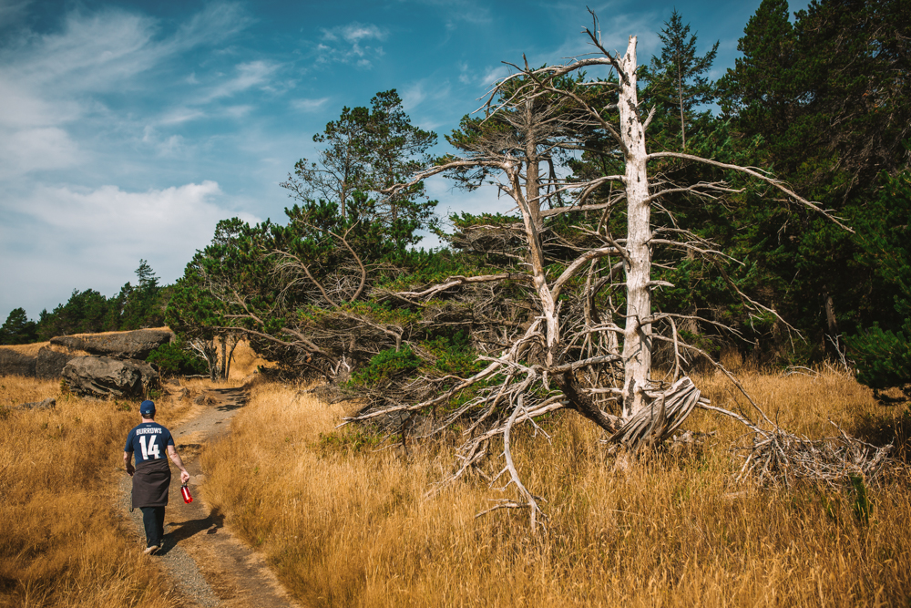 Helliwell Provincial Park Hornby Island British Columbia Travel Photography