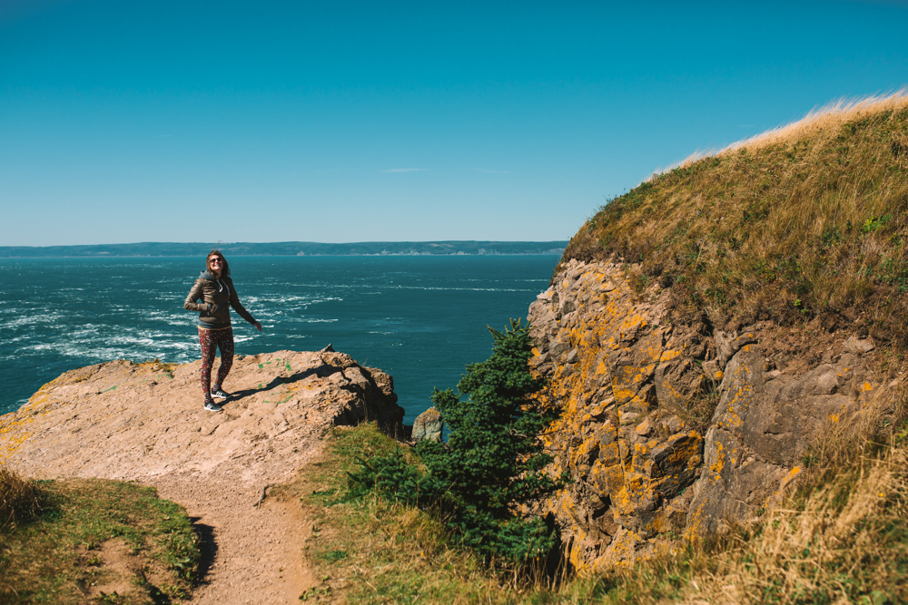 Cape Split Hike Annapolis Valley