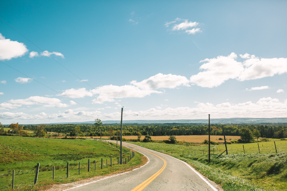 Back Roads of Annapolis Valley