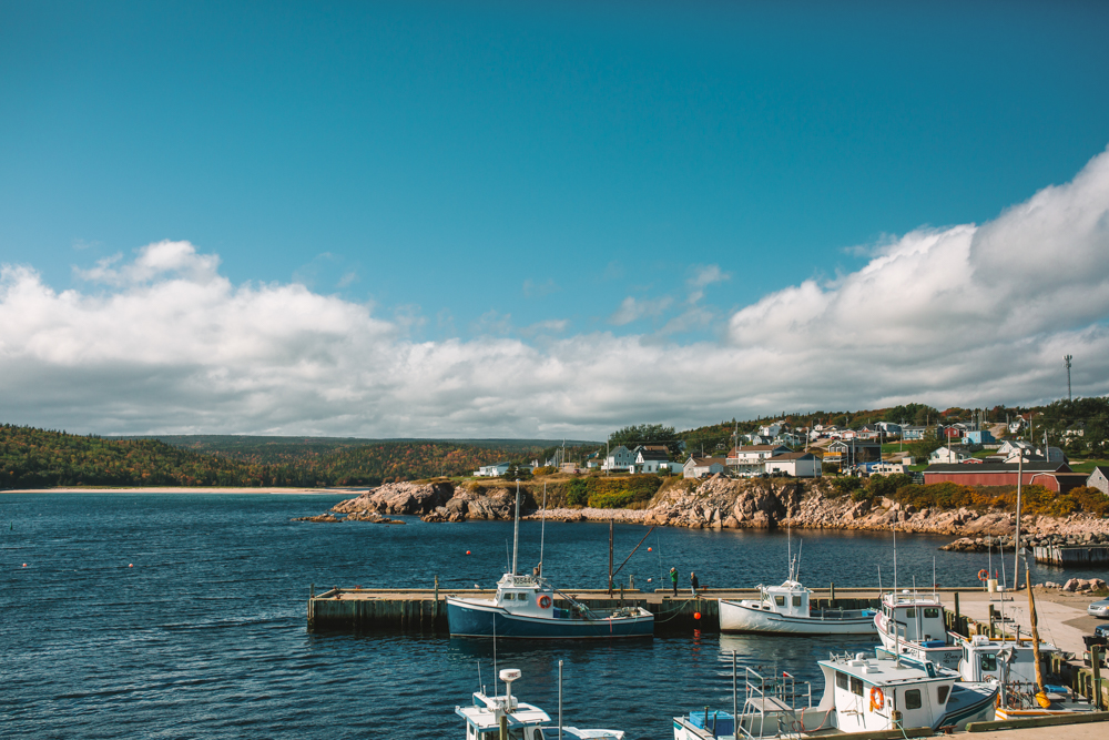 Neils Harbour Nova Scotia Travel Photography