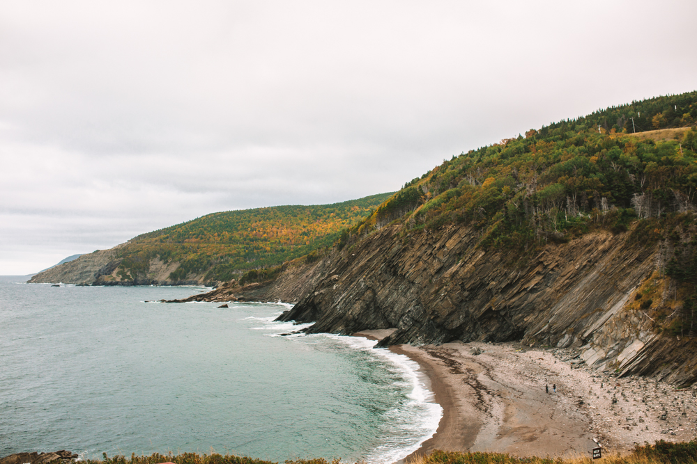 Meat Cove Cape Breton Nova Scotia Travel Photography