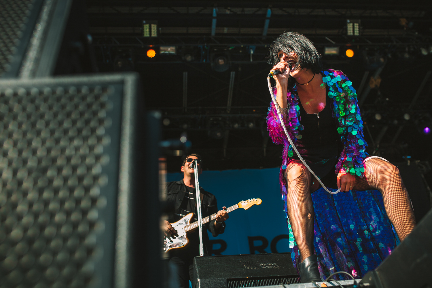 Dear Rouge at Rock the Shores, Concert Photography