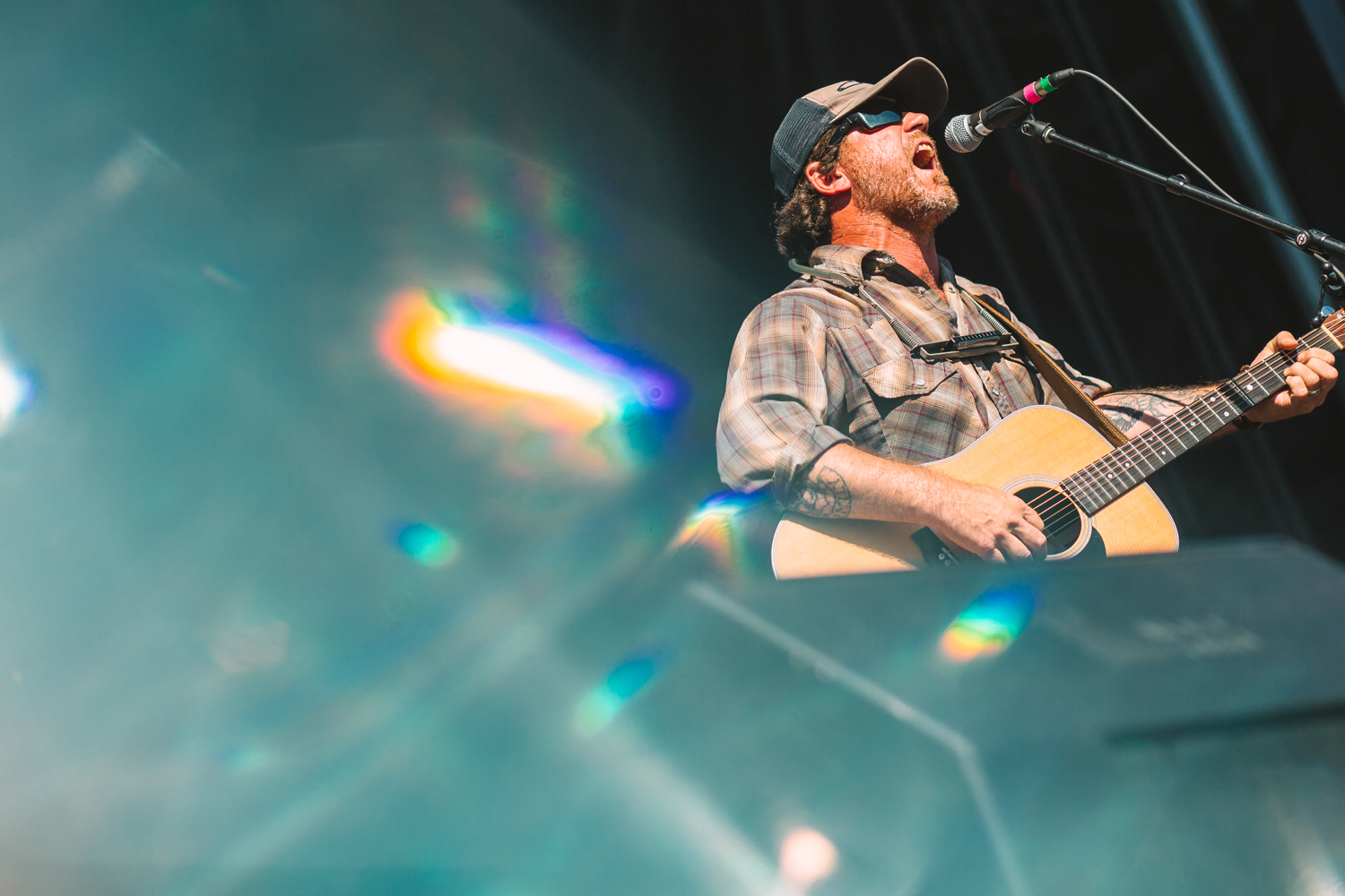 Chuck Ragan at Rock the Shores, Concert Photography