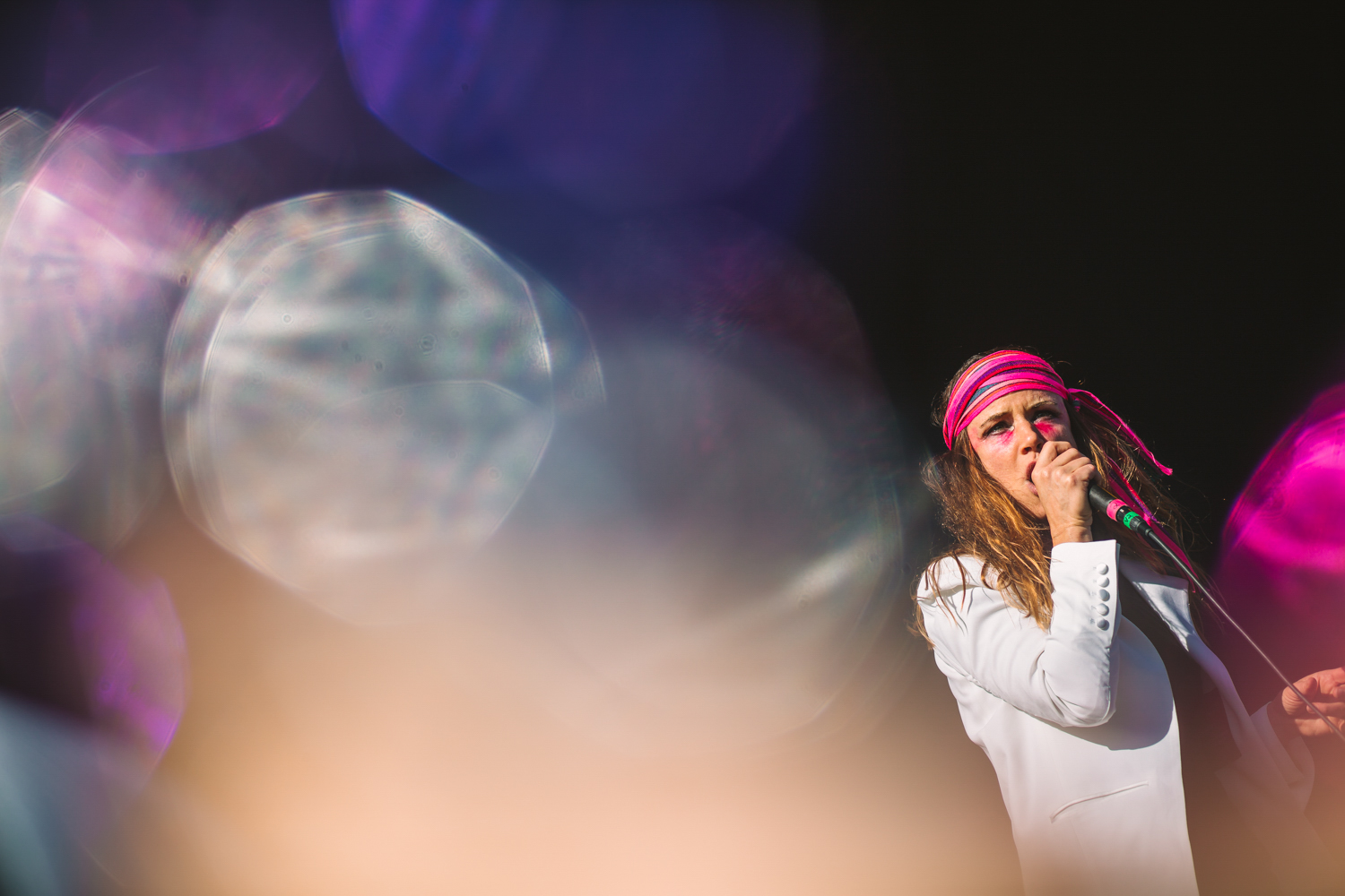 Juliette Lewis and the Licks at Rock the Shores, Concert Photography