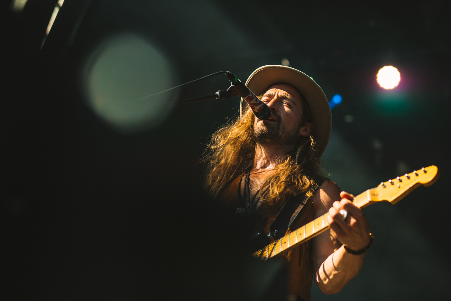 Jesse Roper at Rock the Shores, Concert Photography