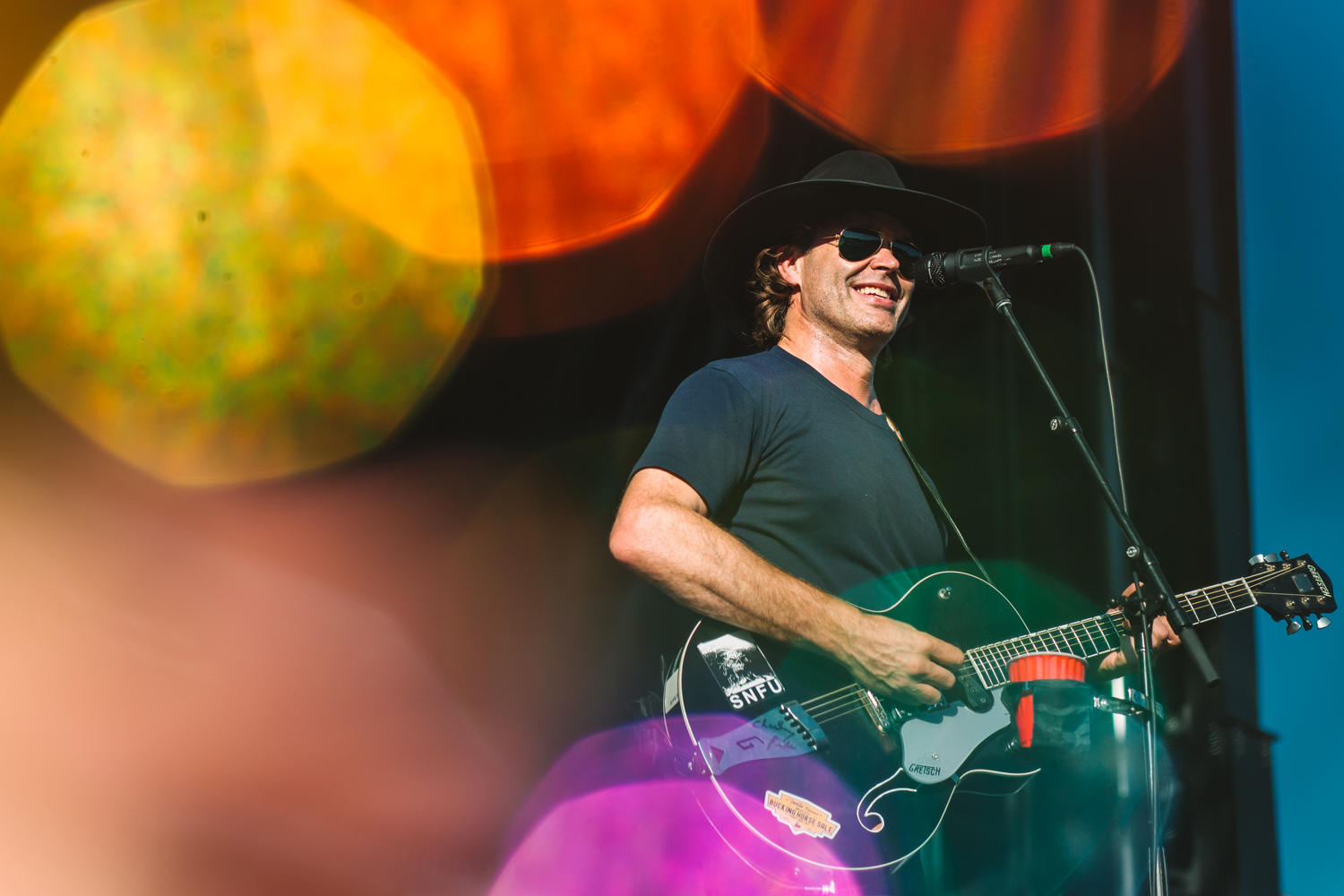 Corb Lund at Rock the Shores, Concert Photography