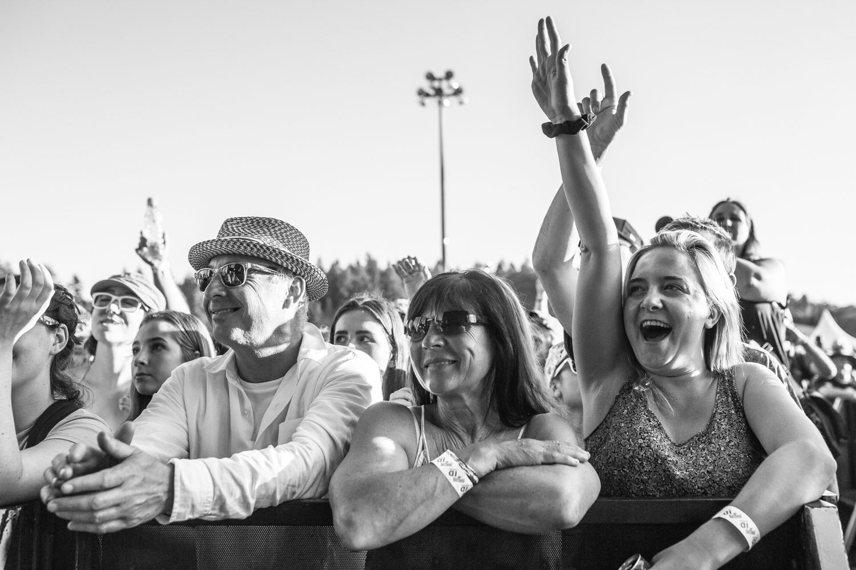 rock the shores concert music festival photography