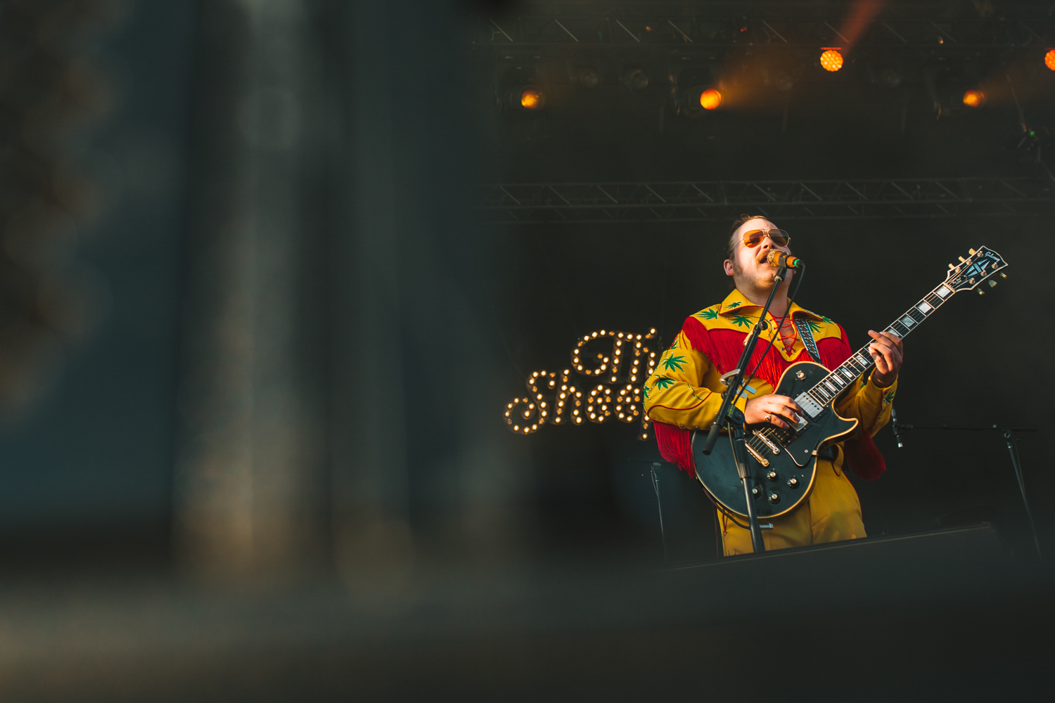 The Sheepdogs at Rock the Shores, Concert Photography