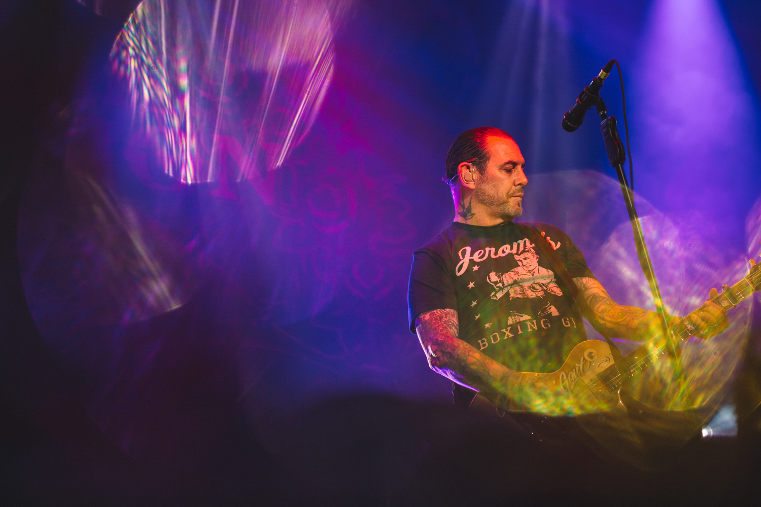 Social Distortion at Rock the Shores, Concert Photography