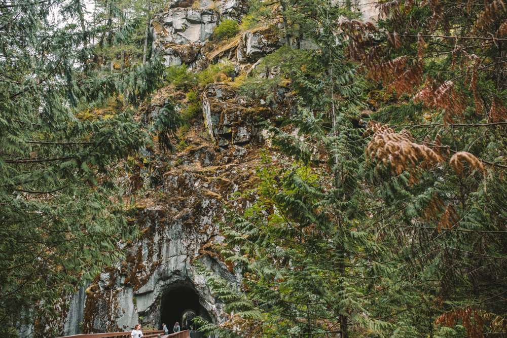 Othello Tunnels Hope British Columbia