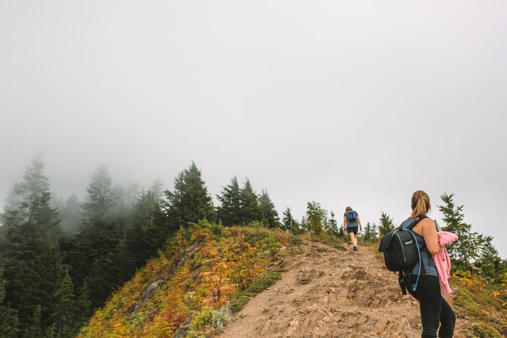 Elk Mountain Hike Chilliwack British Columbia